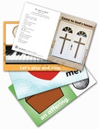 Bible Activity Cards 1