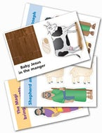 Bible Activity Cards 4
