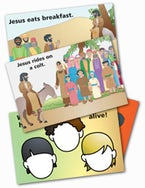 Bible Activity Cards 8