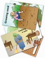 Bible Activity Cards 9