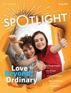 Older Elementary Spotlight Magazine