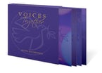 Voices Together CD Audio Recording, 4 Volume Set