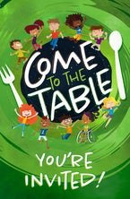 VBS 2021 Come To The Table Invitation Postcards