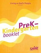 Pre-K / Kindergarten Booklet